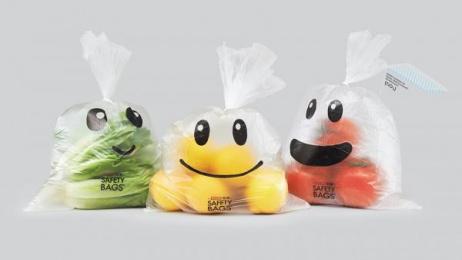 Tesco: Safety Bags, 5 Design & Branding by Cheil Hong Kong