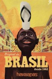 Alpargatas: Futebol [alternative version] Print Ad by ALMAP BBDO Brazil, Landia