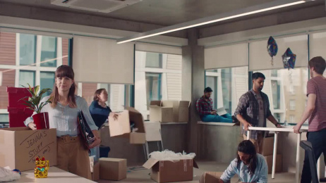 Direct Line: Keep Up With Your World Film by Saatchi & Saatchi London
