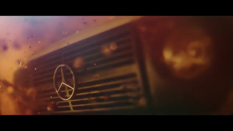 Mercedes-benz G-class: Stronger Than Time [Teaser]  Film by Antoni Agency