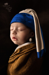 Os Bebês da Lhais - Newborn Photography: Your baby is a work of art, 8 Print Ad by Tuppi