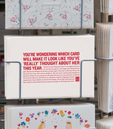 British Heart Foundation/ BHF: When You Least Expect It - Card Direct marketing by MullenLowe London