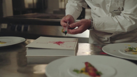 JB Restaurant: THE JB RESTAURANT BOOK Film by Futura DDB Ljubljana
