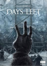 Game Of Thrones: The Countdown, 3 Outdoor Advert by SELIGEMIG Copenhagen