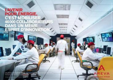 Areva: The Future for energy, 5 Print Ad by Havas Worldwide Paris