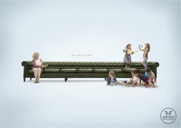 Federópticos: Play Print Ad by Y&R Labstore Madrid