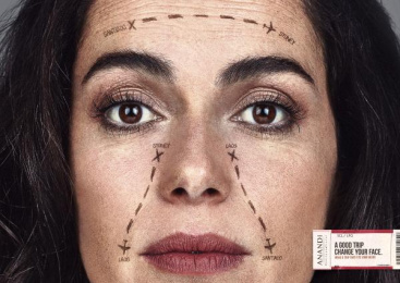 Anandi Boutique Travel: Asia Print Ad by Porta Santiago