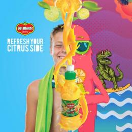 Del Monte: Citrus Side, 1 Print Ad by CM America