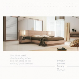 Gava Ambientes Completos: Dream Rooms Print Ad by Fosbury&Brothers Parana