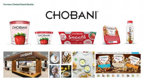 Chobani: RE-IMAGINATION OF CHOBANI Design & Branding