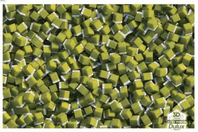 Dulux: Olive Finish [english] Print Ad by Taproot Mumbai