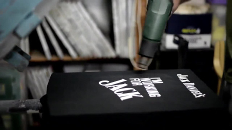 Jack Daniel's: The Print Shop Film by Arnold Furnace Sydney, Filmgraphics Entertainment