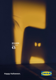 IKEA: The Fearniture Collection: Bolmen Print Ad by STV DDB Milan