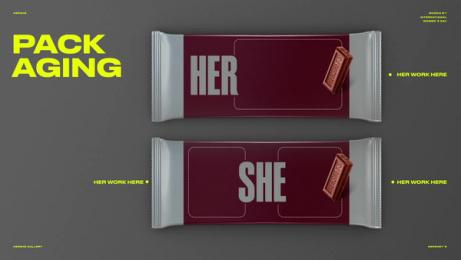 HERSHEYs Br: #HerSheGallery, 1 Film