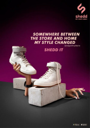 Shedd: MELISSA WHITELAW PRINT 1 Print Ad by Grey Melbourne, Velvet