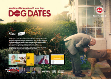 Pedigree: Dog Dates Print Ad by AMV BBDO London