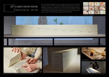 Lumine Co.: 12 to the fifth power cake, 8 Print Ad by ADBRAIN Inc., Dentsu Inc. Tokyo