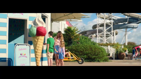 Haven: Haven Holidays Film by Iris London, Outsider