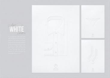 Ariel: PURE WHITE Print Ad by Saatchi & Saatchi Dubai
