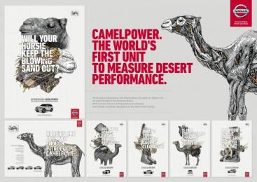 Nissan: Nissan Print Ad by Stoked, TBWA\RAAD Dubai