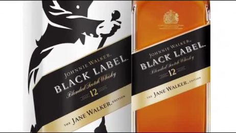 Johnnie Walker: Digital Print Ad by Anomaly New York
