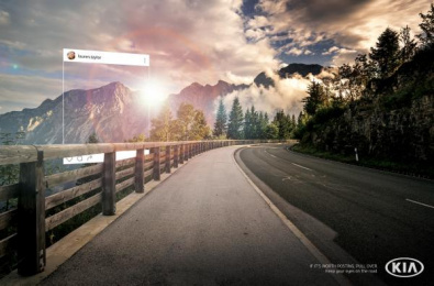 Kia: Perfect Picture Print Ad by Innocean Toronto
