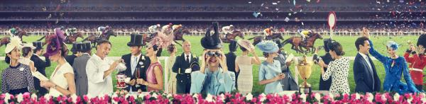 Royal Ascot: An Occasion Like Nowhere Else [image] Print Ad by Antidote