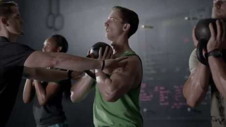 Gold's Gym: GOLD'SFIT  Film by Coffee Productions, Greenlight Media