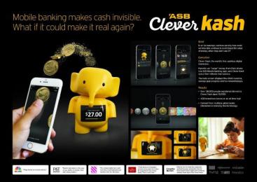 Asb Bank: Clever Kash Digital Advert by Assembly Films, Saatchi & Saatchi New Zealand