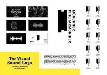 Munich Philharmonic: The Visual Sound Logo, 1 Design & Branding by Heye & Partner Munich