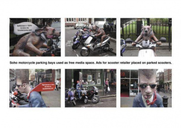 Scooteraway: SCOOTER RETAILER Print Ad by D'arcy
