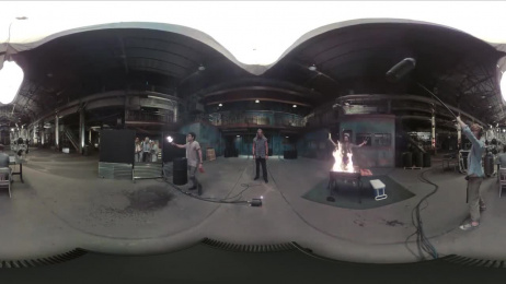 GE: Fighting fire with fire Film by BBDO New York, Vrse.Works Los Angeles