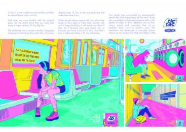 Tic-tac: Tic-Tac Print Ad by La Comunidad Buenos Aires