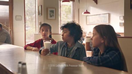California Milk Processor Board: Counter Film by Grupo Gallegos