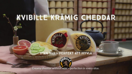 Kvibille Cheese: Wax on or wax off?, 2 Film by Folket Sthlm Stockholm