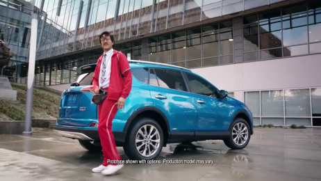 Rav4: SOCIAL MEDIA COMPILATION Film by Burrell Advertising