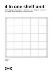 "IKEA: IKEA ""Stay Home"" Catalog - Family Boredom Solutions, 11 Print Ad by McCann Tel Aviv"