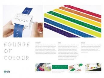 Orbis: Sounds of Colour Direct marketing by Leo Burnett Hong Kong
