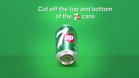 7-up: Coolbox Film by Impero