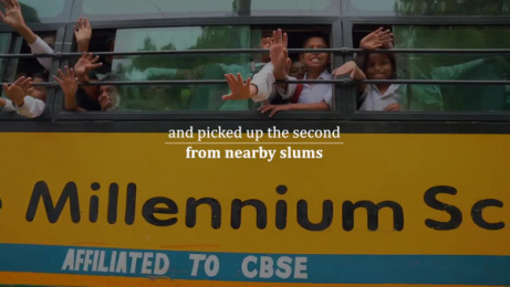 The Millennium School: The Open Door Project Film by FCBIndia Group