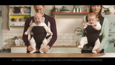 Danone: Tailored for Little Tummies Film by Chemistry Dublin