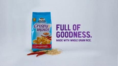 Quaker Crispy Minis: Goodness Film by Altana Films, BBDO Toronto