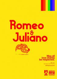Mozambique Fashion Week: Yellow - Romeo & Juliano Print Ad by DDB Maputo
