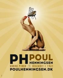 Poul Henningsen: PIANO Print Ad by Umwelt