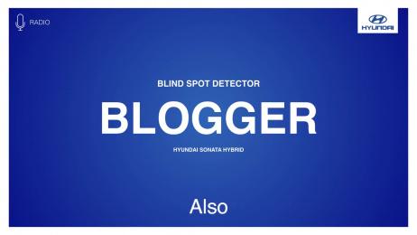 Hyundai Sonata Hybrid: Blogger Radio ad by Jotabequ Grey Costa Rica