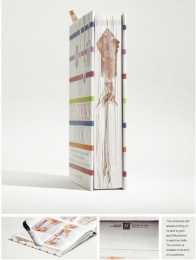 Zwilling J.a. Henckels: Zwilling Knifes Bookmark Two Direct marketing by Grey Beijing