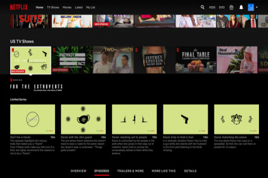 Netflix: For the Extroverts: Shortest show in the history of Netflix, 7 Digital Advert by Side Project, USA