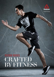 Reebok: Crafted by Fitness, 2 Print Ad by Manifiesto, Petra Garmon