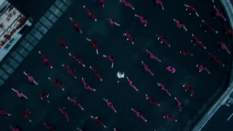 Nike: Shanghai Fast Film by Stink, Wieden + Kennedy Shanghai