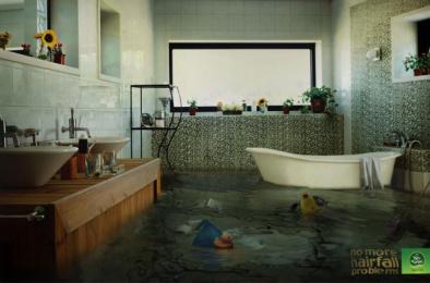 Keo Karpin: Bathroom Print Ad by VML Qais Mumbai